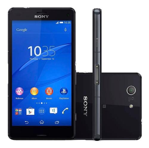 Smartphone Sony Xperia Z3 Compact D5833 16gb 20mp Tela 4.6