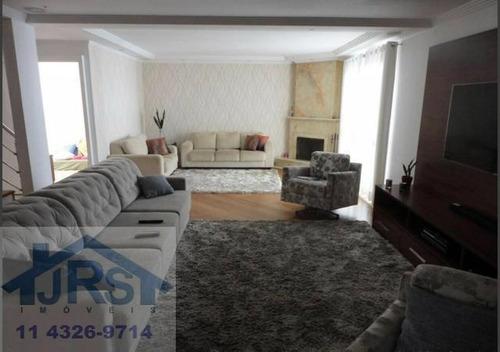 Sobrado Com 4 Dormitórios À Venda, 430 M² Por R$ 1.800.000,00 - Tamboré - Santana De Parnaíba/sp - So0625