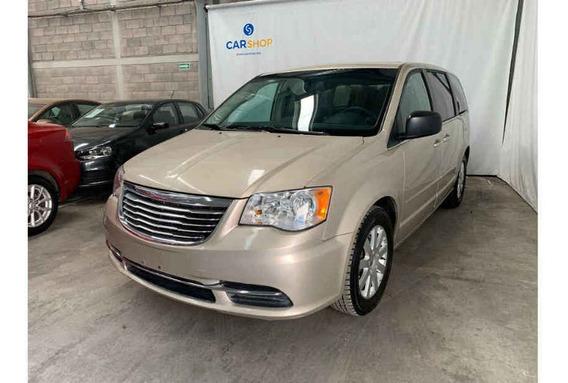 Chrysler Town & Country 2016 5p Li V6/3.6 Aut