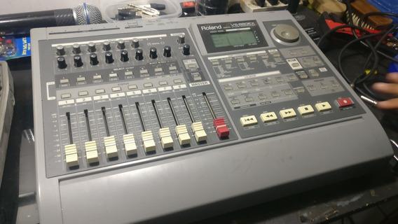 Mesa De Gravação Roland Vs 880 Ex