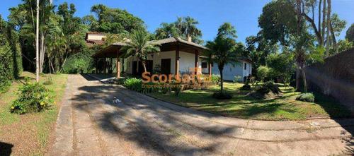 Casa De Condomínio Com 5 Dorms, Vale Do Sol, Embu Das Artes - R$ 1.2 Mi, Cod: 3830 - A3830