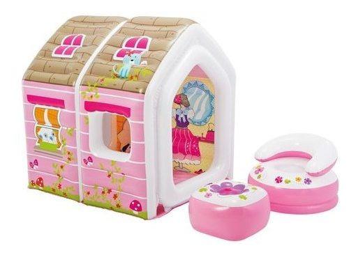 Casa De Juego Princesa Intex