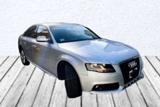 Audi A4 2.0 Ambition T Fsi 211cv Manual