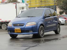 Chevrolet Aveo Mt 1400 Aa Ab