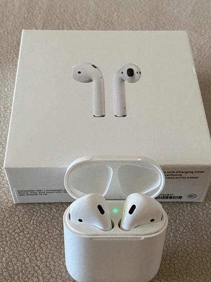 AirPods 1ª Geração Fones De Ouvido Da Apple