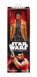 Star Wars E7 Figura Finn ( Jakku ) 12 Pulgadas