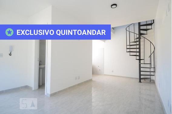 Apartamento No 3º Andar Com 1 Dormitório - Id: 892987209 - 287209