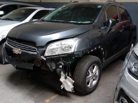 Chevrolet Tracker Ltz 2014 Chocado No Volcado