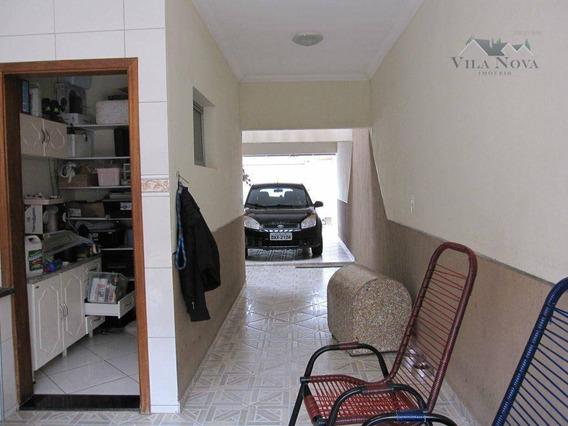Casa Residencial À Venda, Jardim Morada Do Sol, Indaiatuba. - Ca0171