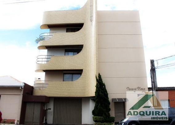 Apartamento Padrão Com 2 Quartos No Edifício Paraná Plaza - 1444-v