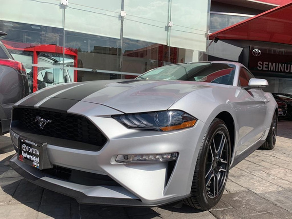 Mustang Ecoboost 4 Cil. Plata 2019