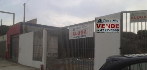 Terreno Comercial Em Braz Cubas - Ven2
