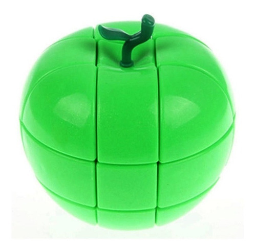 Cubo Rubik 3x3x3 Tipo Manzana Cubo Magico Desafío Cuberos