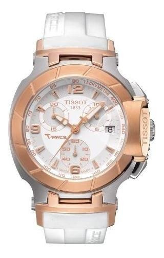 Relogio Tissot Feminino T0482172701700 T Race Rose 36mm