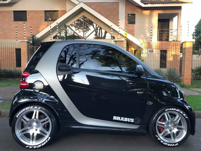 Smart Fortwo 2010 1.0 Brabus 2p Coupé