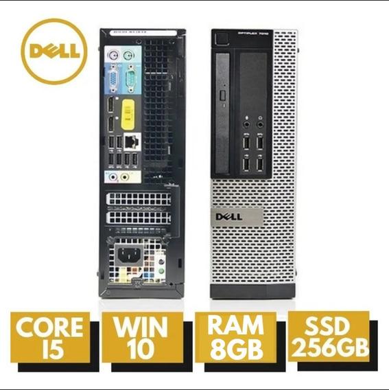 Computador De Mesa Core I5 256gb 8gb Menor Preço