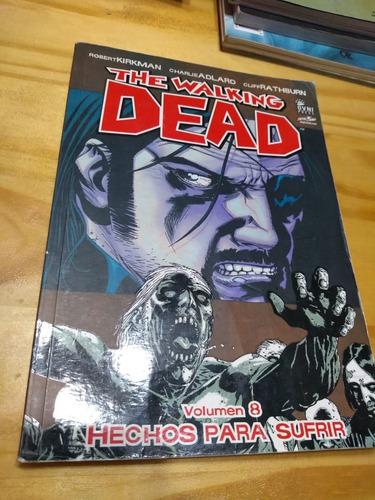The Walking Dead 8 - Kirkman - Adlard - Ovni Press 2013 - U