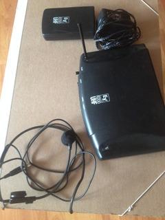 Microfono Electro Voice R200 De Diadema Inalambrico