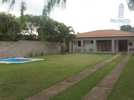 Chácara Residencial À Venda, Santa Terezinha, Paulínia - Ch0051. - Ch0051