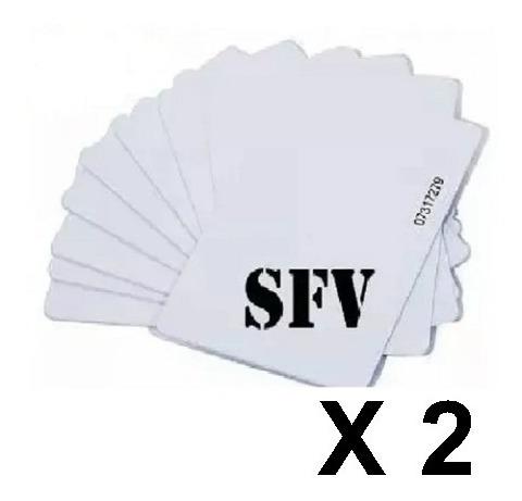 Tarjeta Carnet De Proximidad En Blanco Programables
