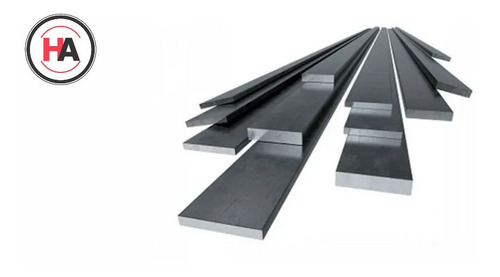 Planchuela De Hierro 1 1/4 X 3/16 (31,7 X 4,8 Mm) 6 Mts - Ha