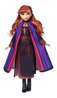 Muñeca Anna 28cm Disney Frozen 2 Hasbro E6710
