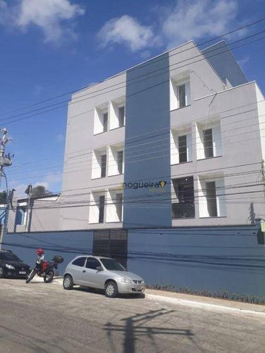 Imagem 1 de 19 de Studio Com 1 Dormitório À Venda, 34,08 M² Por R$ 190.000,00 - Jardim Sabará - São Paulo/sp - St0041