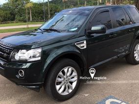 Land Rover Freelander2 Se Sd4 2.2 T. Diesel Aut. 2014 Verde