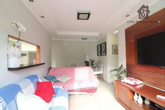 Apartamento Residencial Para Venda E Locação, Jardim Indianópolis, Campinas. - Ap0910