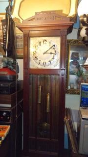 Reloj De Pie De Pendulo