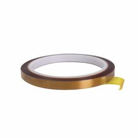 Fita Adesiva Kapton Reflow Termica 8mm 33mts Bga 0,8cm