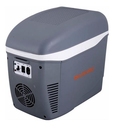 Imagen 1 de 7 de Conservadora Eléctrica Frio Calor Kushiro 7,5l. 12v/220v