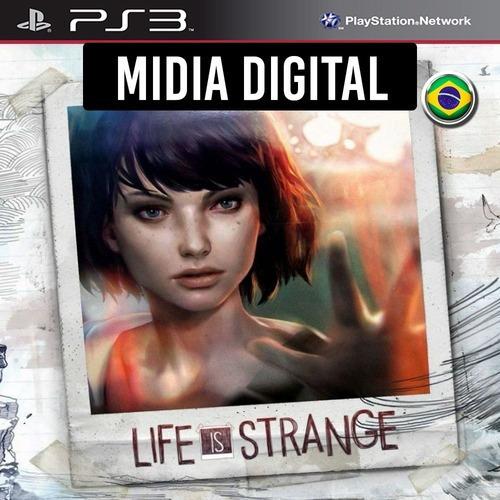 Ps3 Psn* - Life Is Strange Portugues Completo -