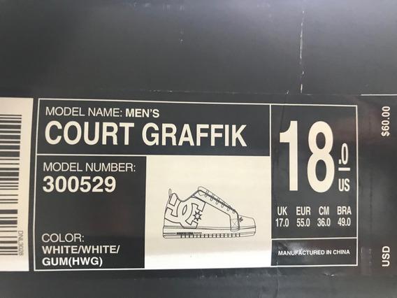 Dc Court Graffik No.36