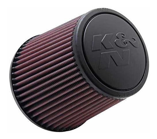 K&n Re-0930 Filtro De Aire Universal Con Abrazadera: Redond