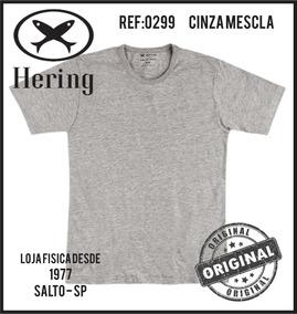 4c80daf7d2 Camiseta Hering - Camisetas Manga Curta no Mercado Livre Brasil