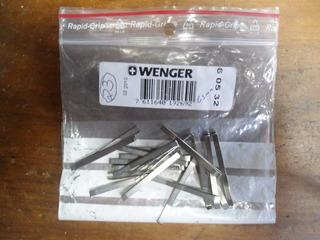 Pinça De Reposição Para Canivete Wenger 65mm Código 6 05 32