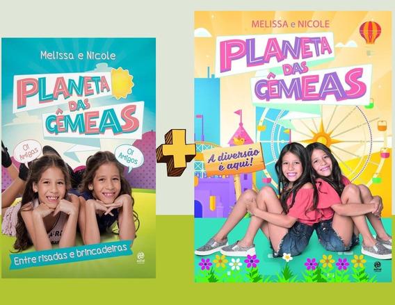 Kit Planeta Das Gêmeas - Melissa E Nicole
