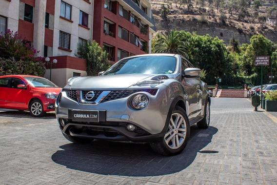 Nissan Juke Exclusive Cvt 4wd 2016 ¡inmaculada!