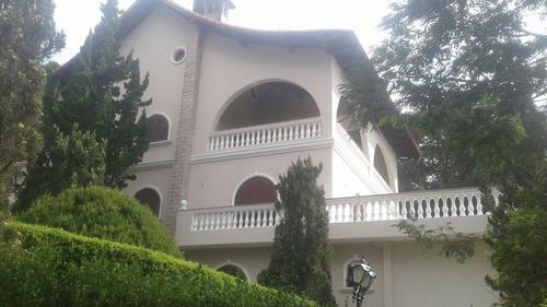 Imagem 1 de 30 de Casa Com 4 Dormitórios À Venda, 550 M² Por R$ 5.000.000,00 - Jardim Dos Caetes - Embu Das Artes/sp - Ca9326
