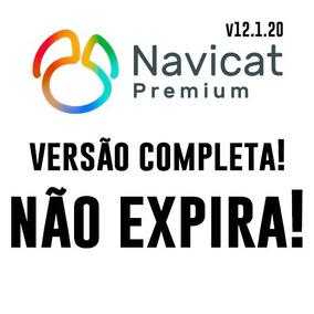 Navicat Premium 12.1.20 V2019- Envio Por E-mail.
