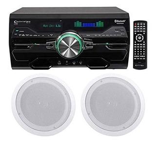 Technical Pro Dv4000 4000w Home Theater Dvd Receiver +