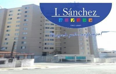 Apartamento Para Venda Em Itaquaquecetuba, Vila São Carlos, 2 Dormitórios, 1 Banheiro, 1 Vaga - 170519f_1-1337973