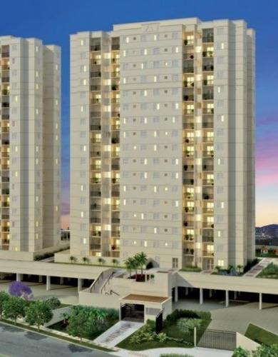 Apartamento Residencial Para Venda, Vila Antonieta, São Paulo - Ap7478. - Ap7478-inc