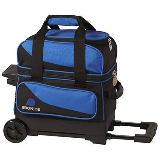 Ebonita Transporte Bowling I Roller Bag Azul / Negro