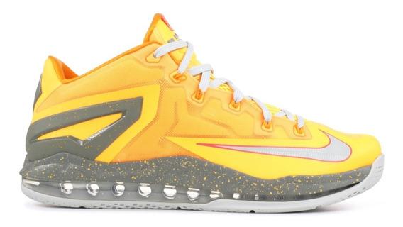 Nike Lebron 11 Low Floridian 642849-800 Importacion Mariscal