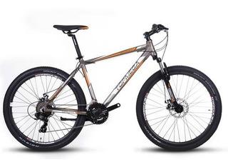 Bicicleta Top Mega Mountain Neptune 2.0 + Linga + Inflador