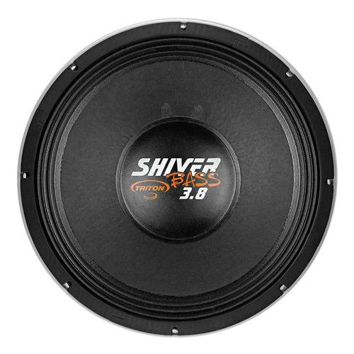 Falante Shiver 15 3.8k Triton 1900w Rms Profissional 4 Ohms