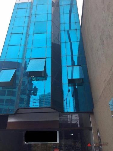 Imagem 1 de 7 de Sala Para Alugar, 35 M² Por R$ 950,00/mês - Jardim Do Mar - São Bernardo Do Campo/sp - Sa0473