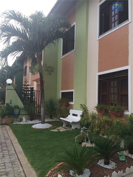 Sobrado Residencial À Venda, Cambeba, Fortaleza. - Codigo: Ca0146 - Ca0146